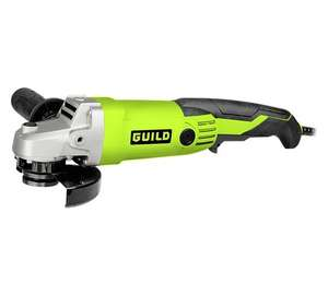 Guild 125mm Angle Grinder - 1050W Reduced to £24.99 @ Argos