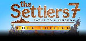 The Settlers 7 – Deluxe Gold Edition £3.49 -78% @ Gamesplanet