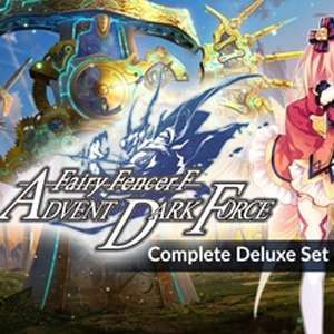 Fairy Fencer F: Advent Dark Force Complete Deluxe Set £3.09 @ Fanatical  [PC / Steam]