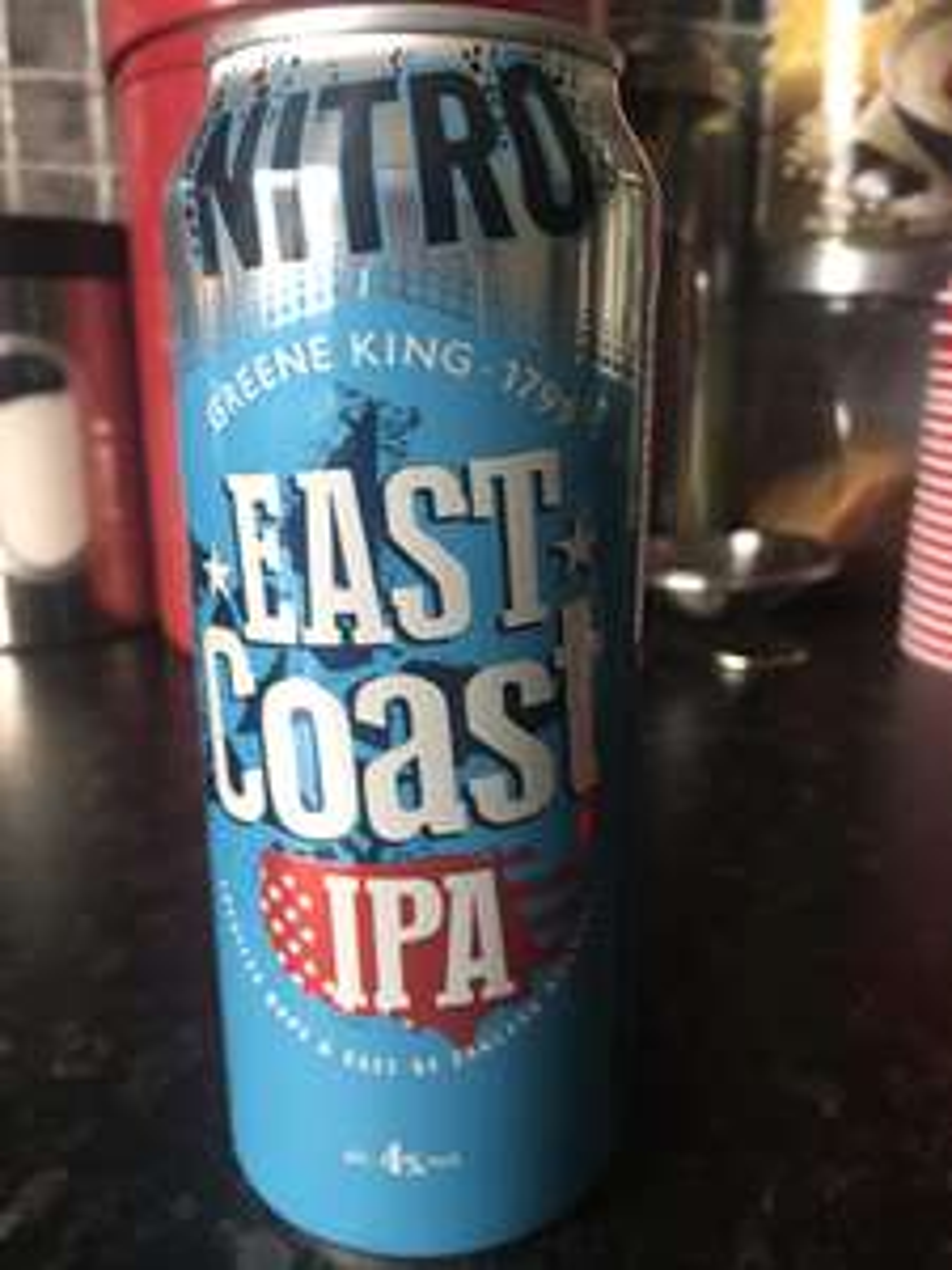 Greene King East Coast I.P.A 4x 440 ml cans £2.99 @ Home Bargains