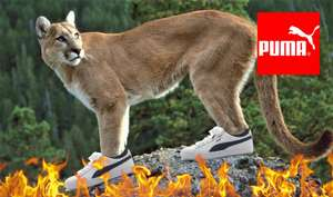 Puma 50% Off Sale + EXTRA 30% OFF With Code + £3.95 to FREE Delivery