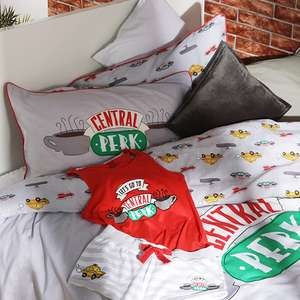 Various Central Perk items from Friends TV show @ Primark.