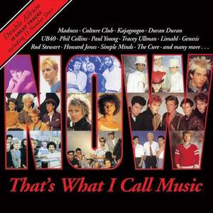 Now That's What I Call Music - 1 (Vinyl) - £18 @ Amazon (or £20.99 if non-Prime and <£20)