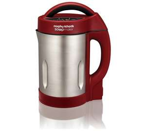 Morphy Richards 501018 Soup Maker £29.99 (was £49.99) @Argos – Free C&C