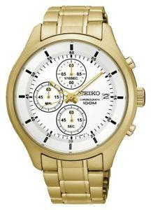 Seiko Men's Chronograph Watch £39.99 @ Argos Ebay