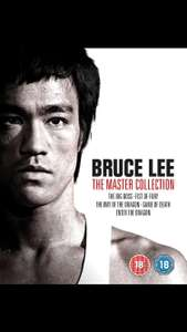 Bruce Lee Master Collection Blu-ray - £27.02 @ Amazon