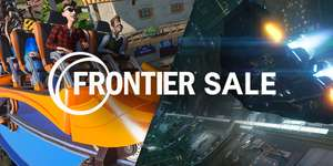 Elite Dangerous £8.99, Planet Coaster £13.49 (55% off) + more Frontier games upto 75% off @ Humble Store