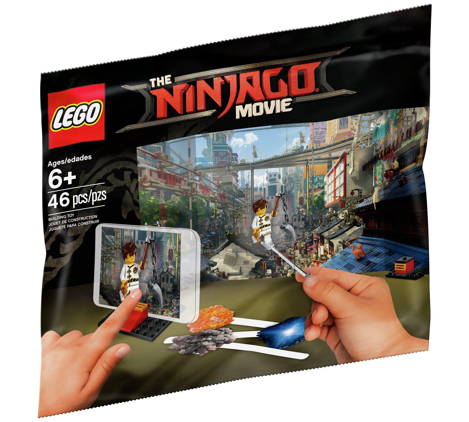 LEGO Ninjago Movie Maker - 5004394 - 99p @ Argos (free C&C)