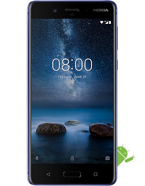 Nokia 8 SIM-free for £299.99 @ CPW