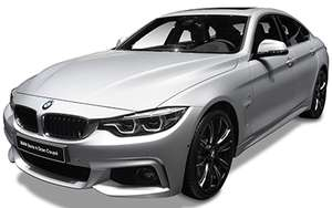 BMW 4 Series 420 Gran Coupe 2.0 i 184 M Sport 5Dr Auto [Start Stop] lease £323.53pm Total £11647.20 @ Neva Direct