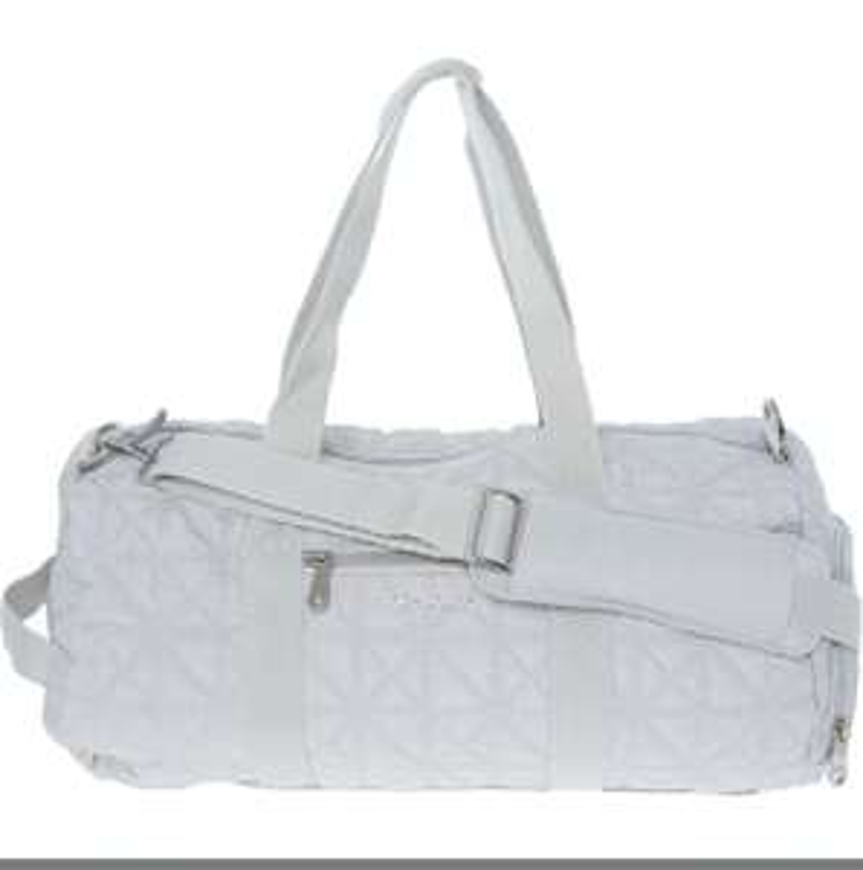 FIORELLI Grey Quilted Lunar Rock Duffle Bag @ tk maxx for £15