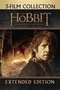 The Hobbit Extended Edition Trilogy HD £29.99 @ iTunes