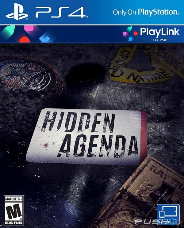 Hidden Agenda for PS4 £3.85 from ShopTo eBay