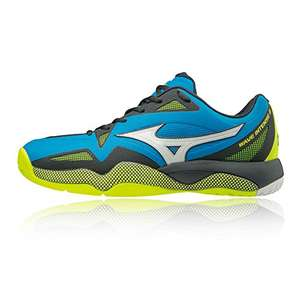 Mizuno Wave Intense trainers £84.98 Dispatched from and sold by SportsShoes Unlimited - Amazon