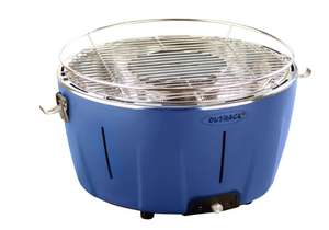 Outback Voyager Smokeless Charcoal BBQ Save £30.00 - £49.99 @ Robert dyas - Free c&c