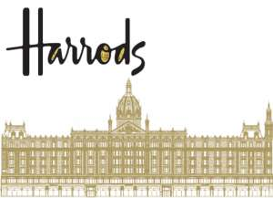 10% off at harrods this weekend using rewards card