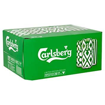 Carlsberg Lager  20 X 440ml - £9.99 @ Lidl - Honiton, Devon