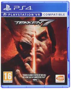 Tekken 7 (PS4 / Xbox One) @ Amazon for £17.99 prime / £20.98 non prime
