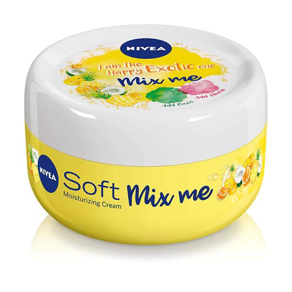 Nivea Soft Mix Me I am the Exotic One 100ml £1.99 @ Superdrug