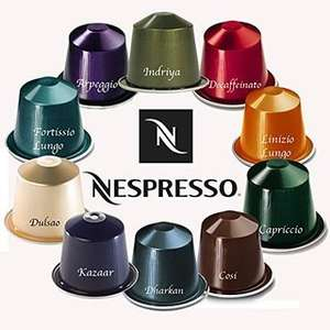 Free standard delivery for in app orders of 50+ capsules at Nespresso