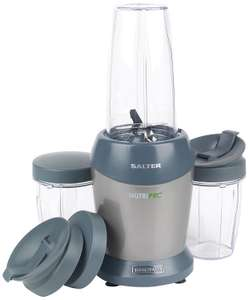 Salter EK2002SILVER Nutri Pro Super Charged Multi-Purpose Nutrient Extractor Blender, Silver £35.99 down to £27.99 LIGHTNING DEAL @ Amazon
