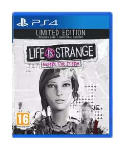 Life is Strange: Before the Storm (Limited Edition) XB1/PS4 £12.99 @ GAME.co.uk
