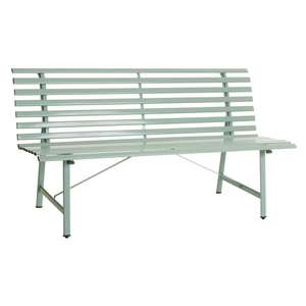 Wilko Garden Bench Metal Sage Green £50 @ Wilkos