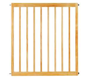 Wooden No Trip Gate £9.99 @ Argos Free C&C (£33.90 by a 3rd party seller on Amazon)