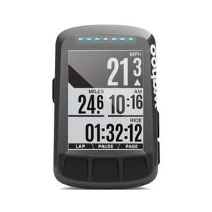 Wahoo Elemnt Bolt Cycle Computer and Free Wahoo Tickr Heart Rate Monitor £199.99