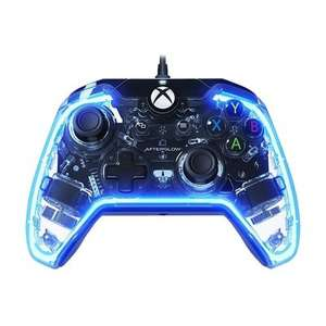 PDP Prismatic Afterglow Wired Xbox One Controller (BRAND NEW) £19.99 @ musicmagpie