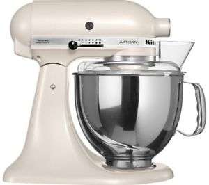 [NEW OTHER] KitchenAid Artisan150 4.8L Stand Mixer - Café Latte - Free P&P from Currys Ebay - 5KSM150PSBLT £251.10