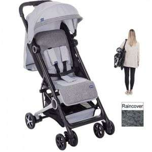 Chicco MiiniMo MiniMo Stroller - Silver..£89.95 @ Online4baby