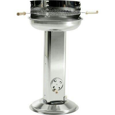 Landmann Pedestal Charcoal BBQ Stainless Steel £23.99  c&c @ JTF