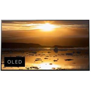 Sony KD-55A1 BRAVIA OLED 4K HDR TV- Free 5 Year Sony Warranty with free wall mount and HDMI cable at hiFi Confidential for £2199