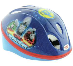 Thomas & Friends Bike Helmet - Unisex £9.99 or £7.36 if bought with the bike currently £49.99 @ argos