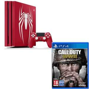 Spiderman Ps4 Pro Preorder £394.99 @ Game