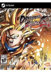 DRAGON BALL FighterZ PC (Steam) | £24.99 (£23.74 with FB code) | @ cdkeys.com