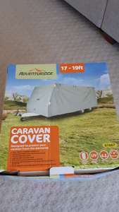 Caravan cover £19.99 at Aldi