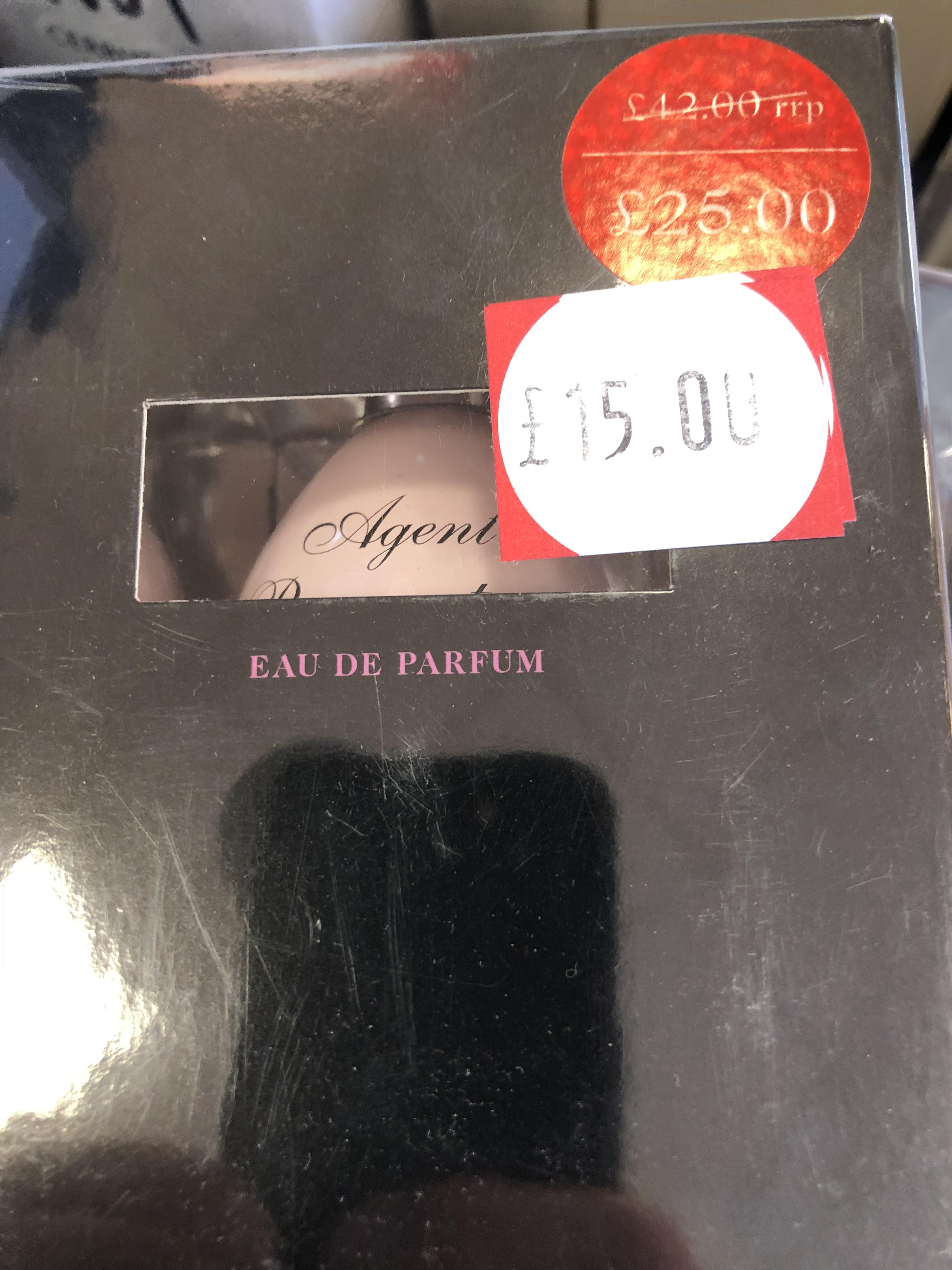 Agent Provocateur eau de parfum discounted at Matalan - £15