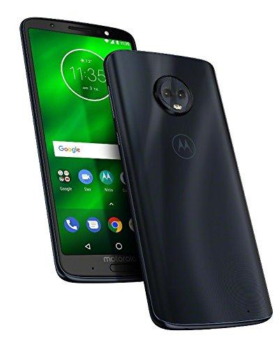 Motorola Moto G6 Plus 64 GB Smartphone, Deep Indigo [Italy]  £219.76 @ Amazon Italy