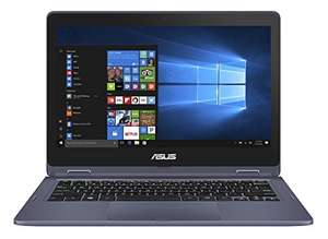 ASUS 11.5-Inch Laptop - (Intel Celeron N3350, 4 GB RAM, 512 GB SSD, Windows 10 Pro) - £249.99 @ Amazon