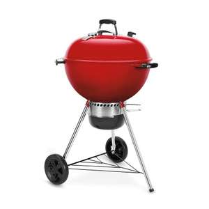 Weber 57cm Master Touch Limited Edition - £209 @ Riverside Garden Centre (plus free Chimney Starter Set)