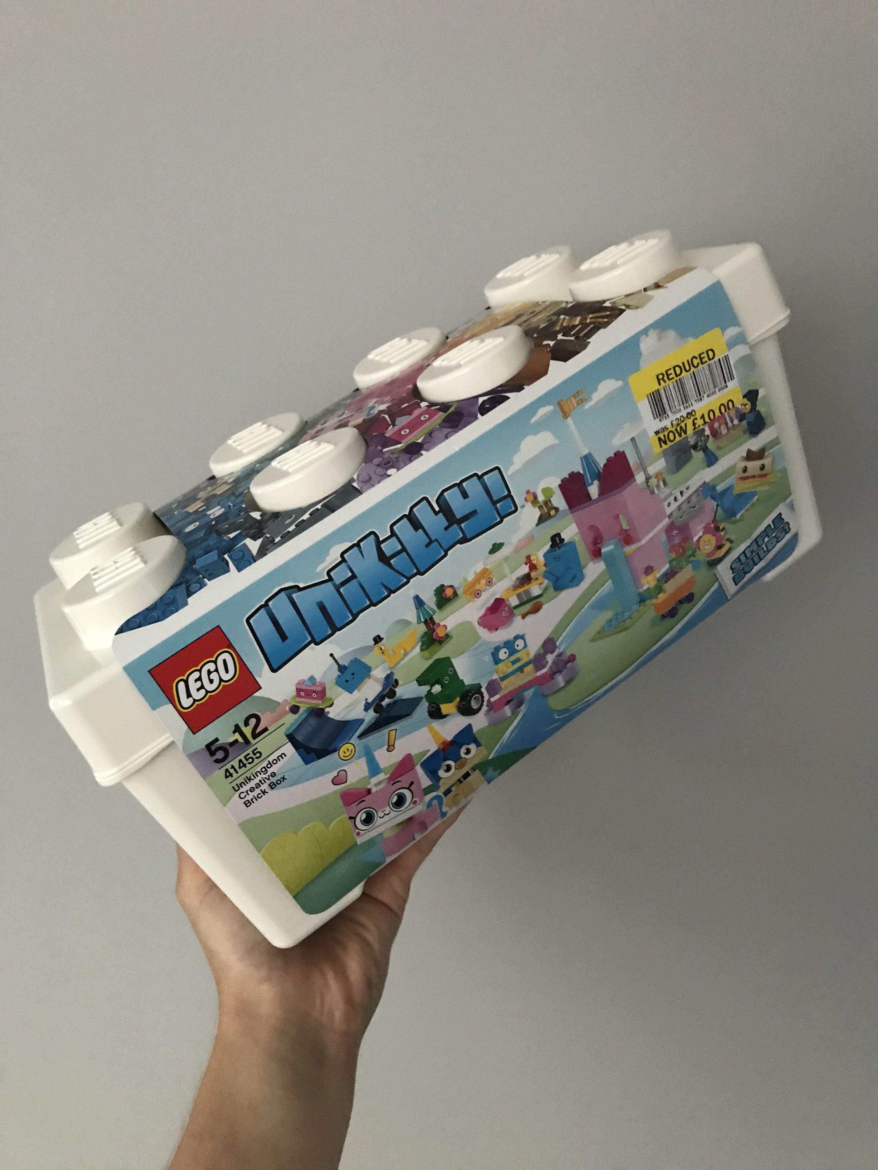 UniKitty Lego uniKingdom box - £10 instore @ Tesco (Shepton Mallet)