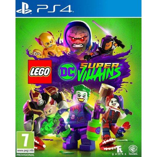 LEGO DC VILLIANS Pre-Order - £33.95 @ The Game Collection