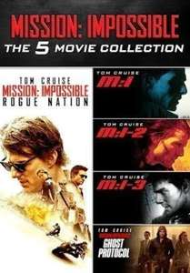 Mission Impossible Collection HD Google Play £14.99
