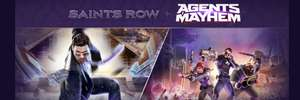Saints row franchise & Agents of Mayhem pc games, up to 75% off @ steam!