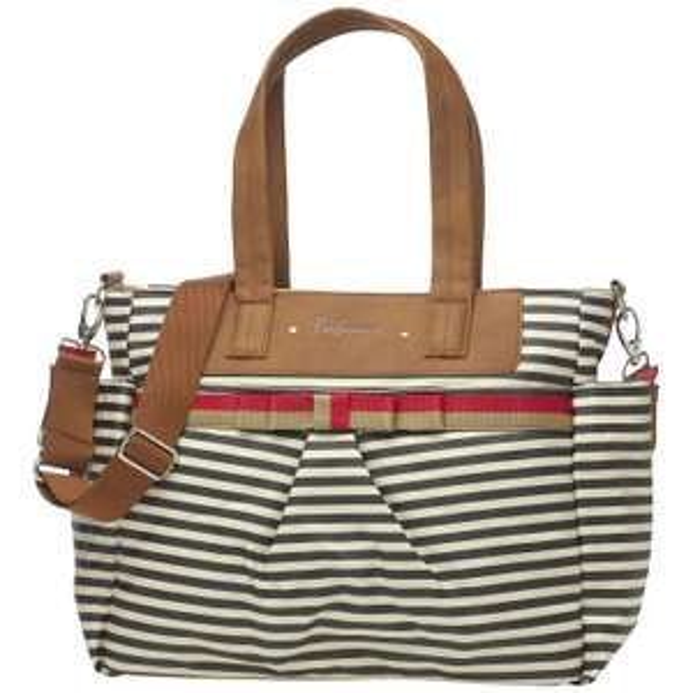 Babymel Cara Change Bag navy stripe £20 Boots (free c&c or £3.50 delivery)