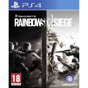 Rainbow Six Siege (PS4) £16.95 ebay /  thegamecollectionoutlet