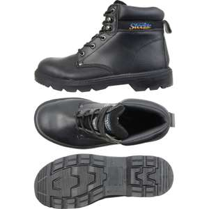 Safety Site Boots Sizes 8-11 £19.58 @ Tool station.  Free delivery as over £10 spend.