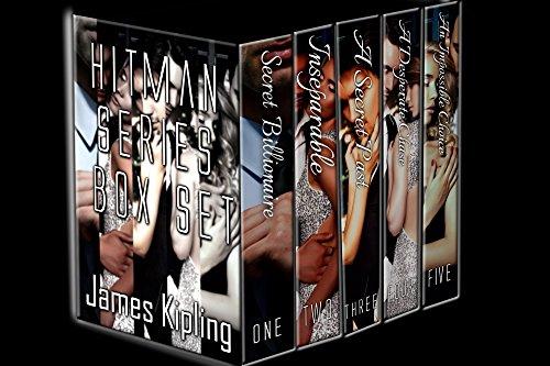 Hitman Series Box Set Kindle Edition FREE @ Amazon